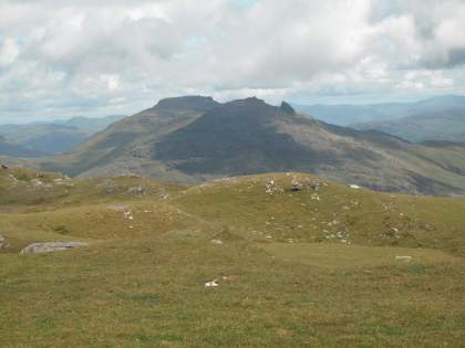 The Cobbler (with Beinn Narnain)