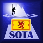 SOTA Activation of Beinn a'Mhanaich GM/SS 066 5th May 2012
