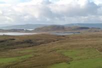 Dunrod Hill with Loch Thom