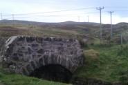 Refurbished Bridge on Greenock Cut