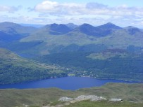Tarbet and the Arrochar Alps