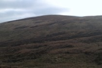 Hill of Stake from NW