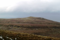 Looking towards Dunrod Hill