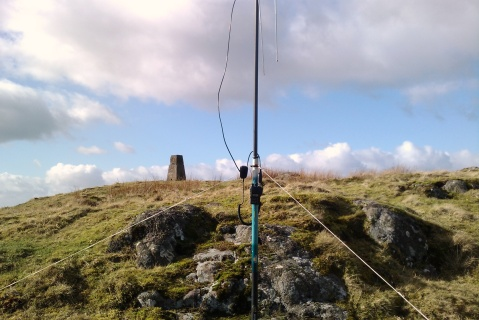 Corlic Trig Point