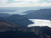 Loch Goil with the Firth of Clyde