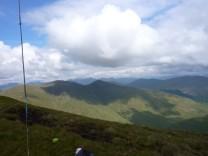 Doune Hill from Eich