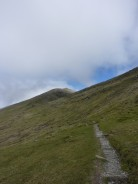 Looking back to Lawers