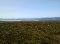 Bute and the view to Kintyre