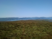 Dunoon and the Cowal Hills