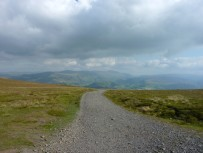 Helvellyn from the ascent