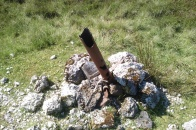 One ruined Trig Point