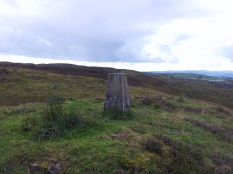 Lurg Moor Trig Point