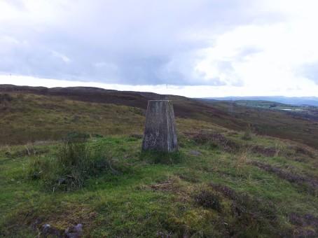 Lurg Moor Trig Point