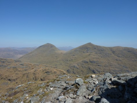 Ben More and Stobinnean