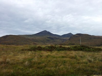 Ben More from near Penyghael