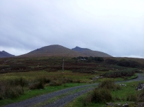 Ben More from Dhiseig