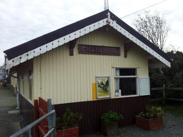 Craignure station