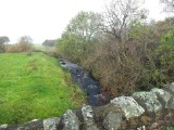 the Green Water at Burnbank Bridge
