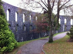 Inside McCaig's Folly