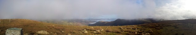 Loch Lomond from summit
