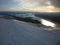 Looking towards Loch Lomond © Iain MM3WJZ