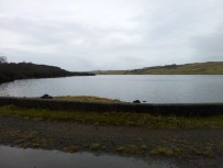 Higher Gryffe Reservoir