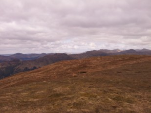 Cnoc Coinnish and the Brack