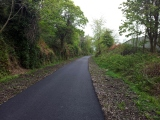New Laid Track at Bridge of Weir
