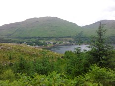Arrochar from descent