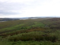 Loch Thom and Dunrod Hill