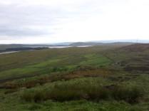 Loch Thom and Dunrod Hill