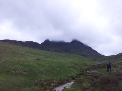 the Cobbler from ascent