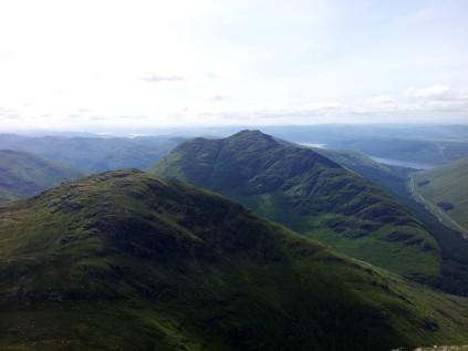 Lubhean and Beinn an Lochain