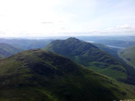 Luibhean and Beinn an Lochain