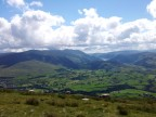 A sight of Thirlmere and Helvellyn
