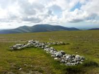 Blencathra White Cross and Skiddaw