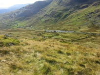 Kirkstone Pass from St Ravens Edge