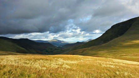 View N from Buttermere Moss