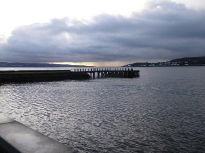 Strone Pier