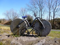 The Bedrock Bike
