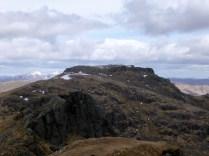 Looking across to Beinn Narnain