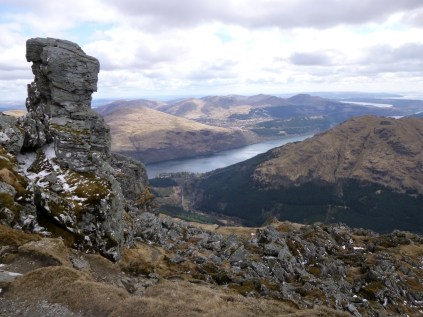 The Needle and Loch Long