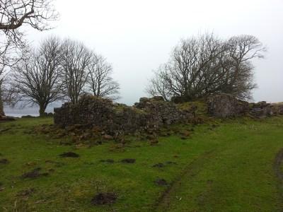 Glenbrae - ruins