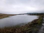 High Gryffe reservoir west end
