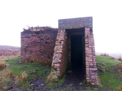 Whitelees Moor WW2 decoy station