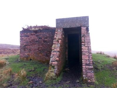 Whitelees Moor WW2 decoy station