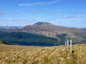 Ben Lomond and the Crainlarich Alps