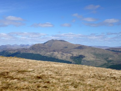 The obligatory Ben Lomond photo