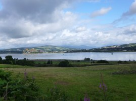 Dumbarton from Hatton Brae