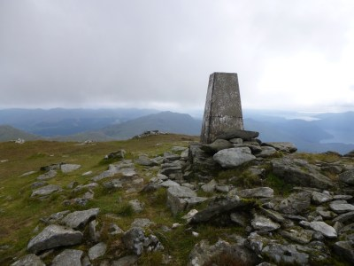 Ben Donich trig point